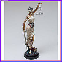 Статуэтка Фемида-богиня правосудия Veronese 62 см