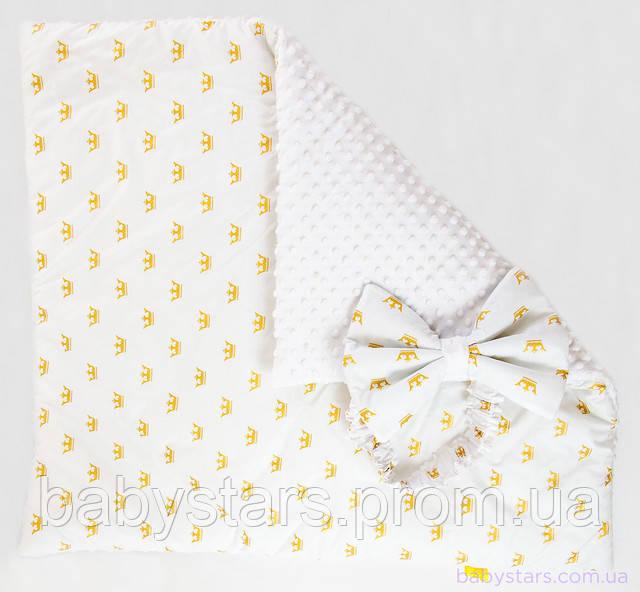 конверты для новорожденных демисезонные на выписку