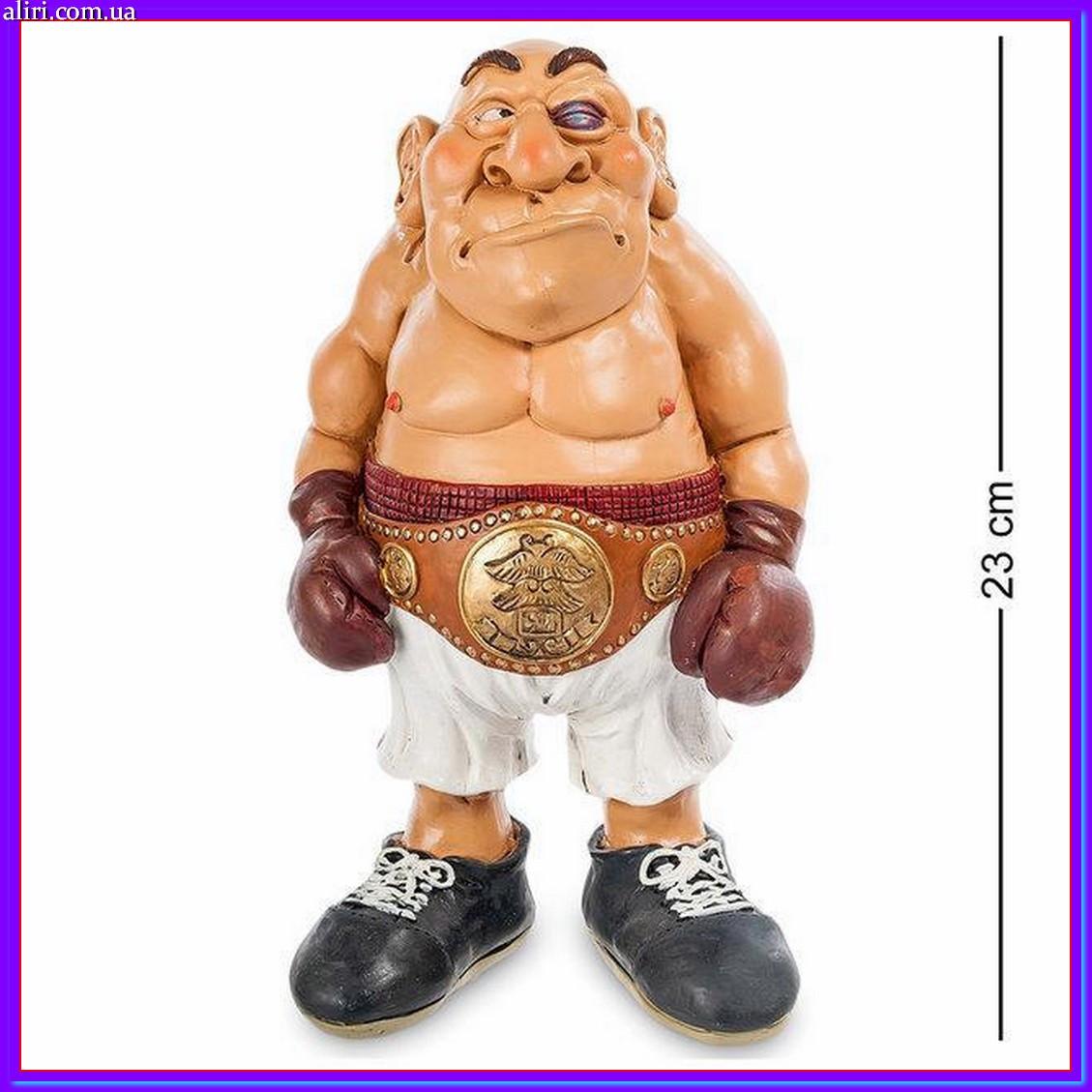 Статуэтка Боксер 22 см W.Stratford, прикольный подарок спортсмену