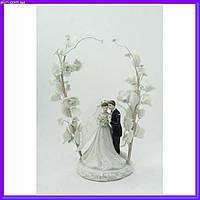 Красивая статуэтка молодожены Pavone подарок на свадьбу