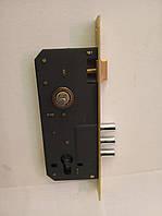Корпус Mul-T-Lock® Sash Lock 204S PB. Замок мультилок саш лок 204С золото. Корпус замка евростандарт 45/85.