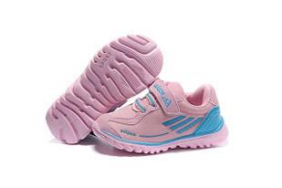 Детские кожаные кроссовки (размеры 31-35)
