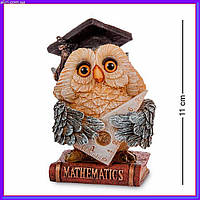Статуэтка фигурка Сова математик Sealmark, подарок учителю, фото 1