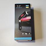 V1 Bluetooth Авто FM модулятор в прикуриватель Плеер Трансмиттер MP3 FM USB черный+золото, фото 2