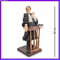 Статуэтка Адвокат 22 см The Lawyer. Forchino, оригинальный подарок адвокату, юристу
