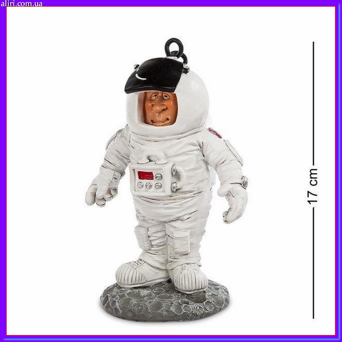 Статуэтка Астронавт 17 см W.Stratford, прикольный подарок