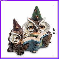 Статуэтка фигурка Сова волшебник с малышом Sealmark, подарок, фото 1