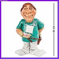 Статуэтка Стоматолог 24 см W.Stratford, прикольный подарок врачу стоматологу, фото 1