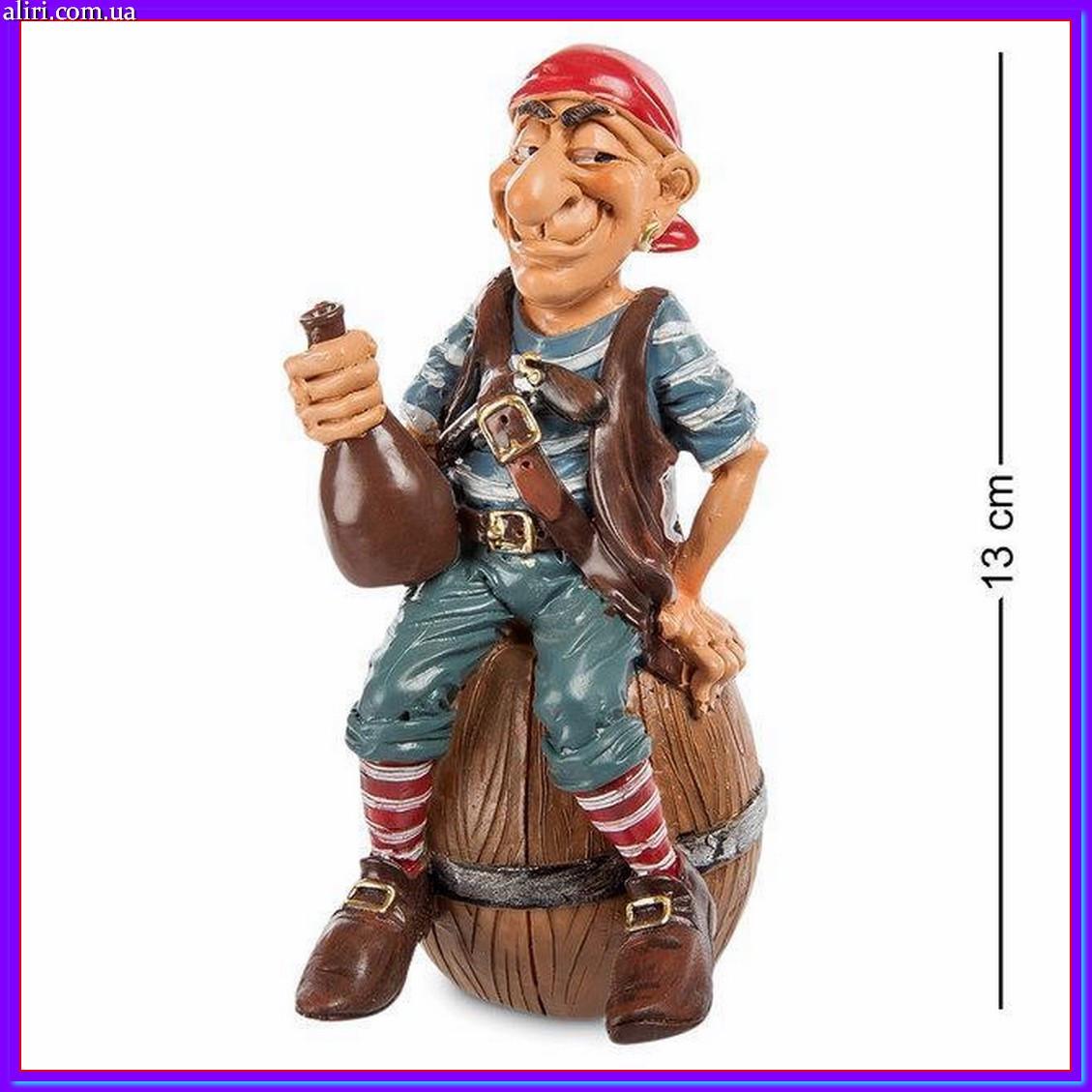 Фигурка статуэтка Пират Взрывной Бен W.Stratford 13см