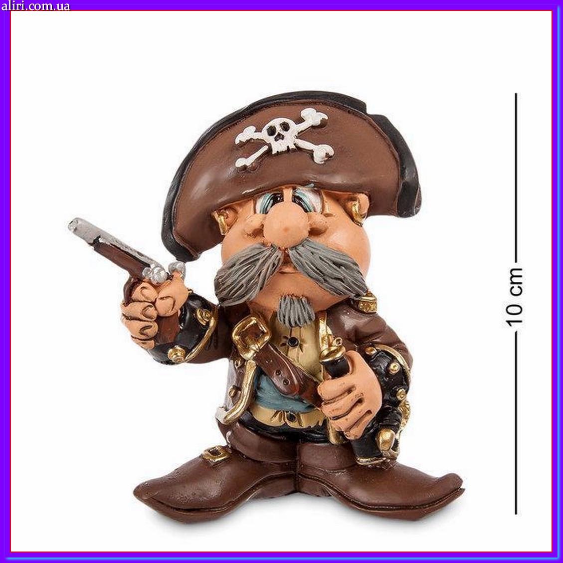 Фигурка статуэтка Пират Дрейк W.Stratford 10см, фото 1