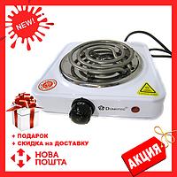 Электроплита Domotec MS-5801 | электрическая плита настольная