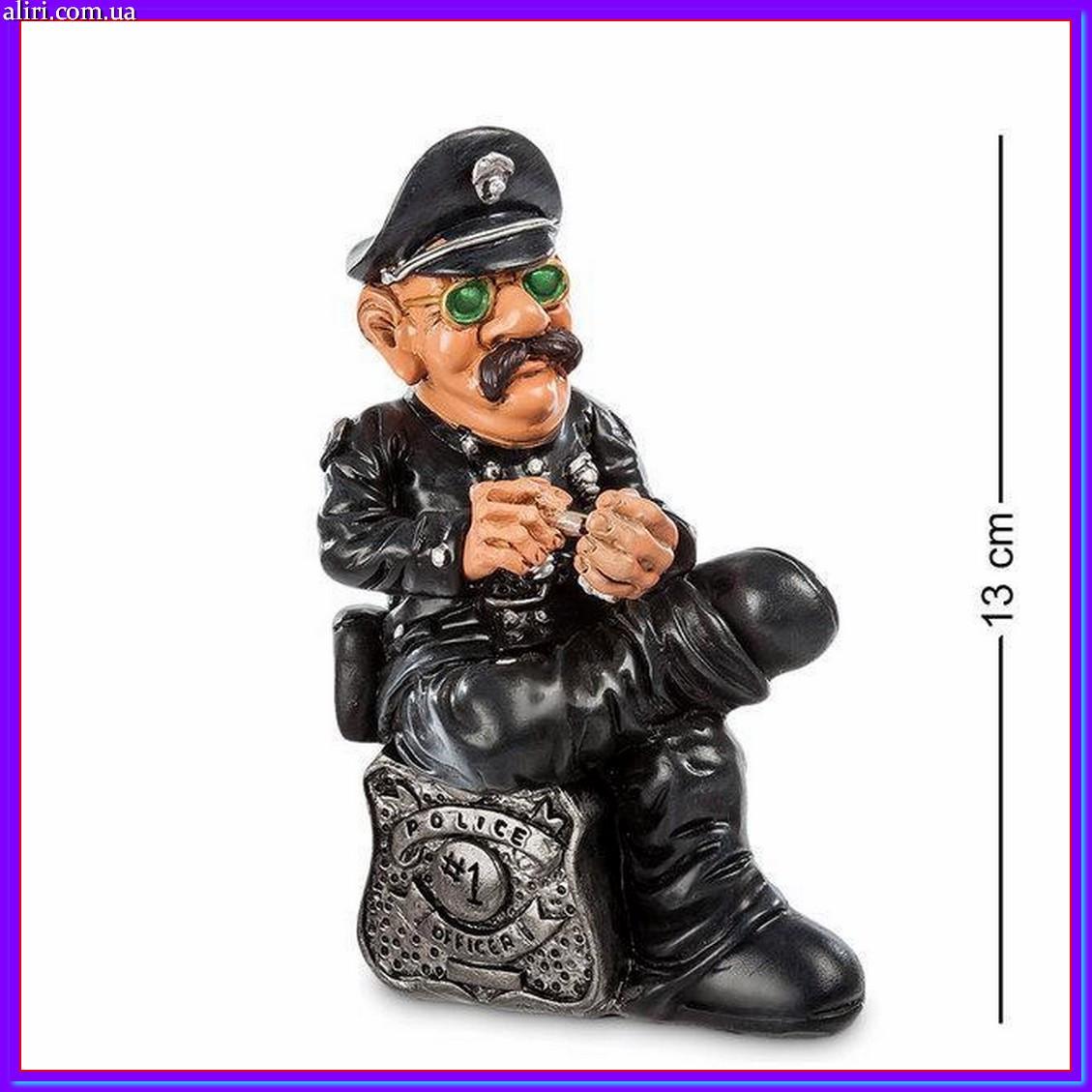 Статуэтка Warren Stratford подарок полицейскому или в свою коллекцию