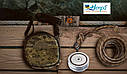 Туристический набор для КАМРАДОВ -односторонний поисковый магнит НЕПРА F300+сумка+20м трос+карабин, фото 3