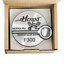 Туристический набор для КАМРАДОВ -односторонний поисковый магнит НЕПРА F300+сумка+20м трос+карабин, фото 9