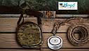 Туристический набор для КАМРАДОВ -односторонний поисковый магнит НЕПРА F400+сумка+20м трос+карабин, фото 4