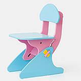 Письменный стол и стул для ребенка 2 года, фото 3