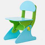 Стул и стол с регулируемой высотой, фото 3