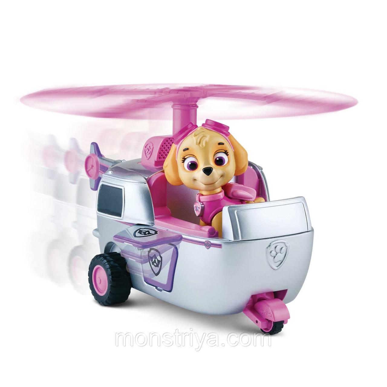 Игрушка щенячий патруль Воздушная собака Скай - фото 4