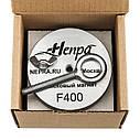 Профессиональный комплект кладоискателя -односторонний магнит НЕПРА F400+сумка+20м трос+карабин, фото 10