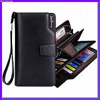 Мужской кошелек клатч портмоне Baellerry business