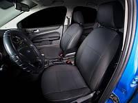 Чехлы на сиденья Шевроле Авео (Chevrolet Aveo) (модельные, автоткань, отдельный подголовник), фото 1