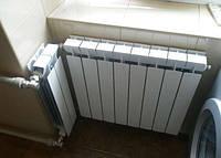 Установка, монтаж радиаторов отопления, фото 1