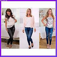 Утягивающие джинсы джеггинсы Slim N Lift Caresse лосины Jeans