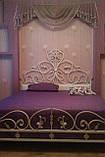 Ковані ліжка. Ліжко ІК 071, фото 2