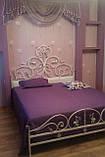 Ковані ліжка. Ліжко ІК 071, фото 3