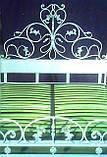 Ковані ліжка. Ліжко ІК 071, фото 5