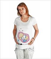 Футболка для беременных для сублимации