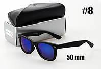Солнцезащитные очки Ray-Ban Wayfarer 2140 фиолетовые