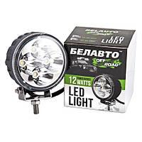 Светодиодная фара LED Белавто BOL0403 Spot 880 Lm Off-Road 83х109х76