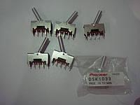 Переключатели phono/line  DSK1033 для Pioneer djm 400