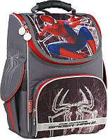 Ранец школьный каркасный KITE 2015 Spider-Man 501-1 (SM15-501-1S)