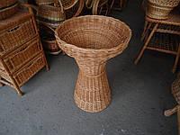 Багетница плетеная из цельной лозы