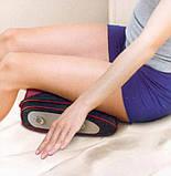 Масажна подушка NEFRYT, масаж Шиацу, фото 3