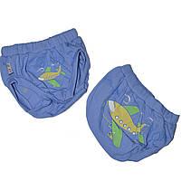 Труси Блумерсы-2 дитячі під памперс для хлопчика, 80 р, фото 1