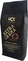 """Кофе в зернах """"UCC EXTRA CREMA """" 30/70, 1 кг"""