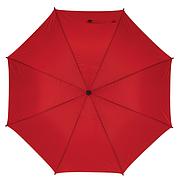 Зонт-трость MOBILE, 125см, Красный