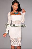 Брендовое платье от Hot Miami Style.