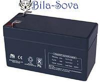 Аккумуляторная батарея АКБ 1 A/ч, 12 В, GT Power