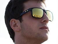 Солнцезащитные очки Oakley Holbrook оранж цвет