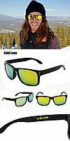 Солнцезащитные очки Oakley Holbrook хамелеон золото, фото 1