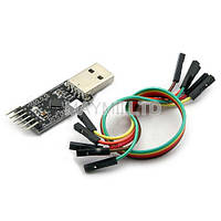 USB 2.0 - UART TTL переходник на CP2102 для Arduino Mini