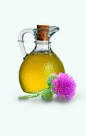 Репейное масло(Украина)-50 мл нерафинированное