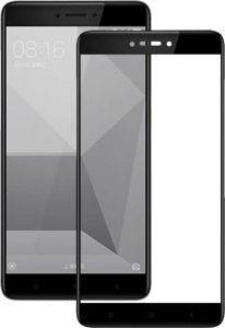 Защитное стекло для Xiaomi Redmi 4X, 4X Pro, 0.25 mm, 3D, черное