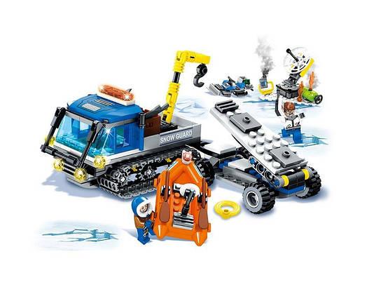 Конструктор JVToy, Спасатели, Арктические приключения, 335 деталей (21001), фото 2