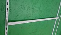 Перемичка (балка) довжиною 90см для рейкового торгового обладнання, фото 1