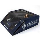 Дверные ручки APECS H-0593-A-SQUARE-AB, фото 4
